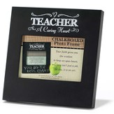 Teacher, A Caring Heart Photo Frame
