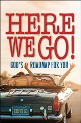 Here We Go! God's Roadmap for You