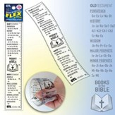 Books Of the Bible, Flex 6 Ruler