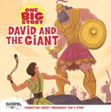 David and the Giant, One Big Story Boardbook