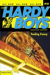 #20: The Hardy Boys Undercover Brothers: Feeding Frenzy