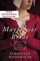 The Mayflower Bride (Preview): Daughters of the Mayflower (book 1) - eBook