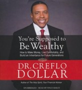 You'Re Supposed To Be Wealthy, Unabridged Audio, 4 CDs