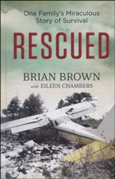 Rescued: One Family's Miraculous Story of Survival (slightly imperfect)
