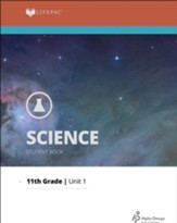 Lifepac Science Grade 11 Unit 1:  Introduction To Chemistry