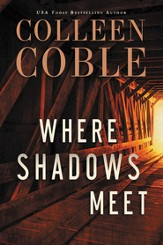 Where Shadows Meet: A Romantic Suspense Novel - eBook