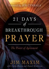 21 Days of Breakthrough Prayer: The Power of Agreement - eBook