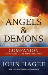 Angels & Demons: Companion Study Guide to The Three   Heavens - Slightly Imperfect