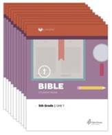 Lifepac Bible, Grade 5, Workbook Set (Revised)