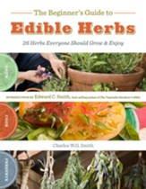 The Beginners Guide to Edible Herbs