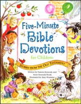 Five-Minute Bible Devotions for Children: Stories from the Old Testament