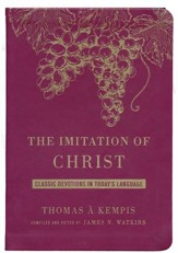 The Imitation of Christ Deluxe Edition: Classic Devotions In Today's Language - Slightly Imperfect