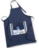 Do You See What I See, Apron