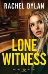 Lone Witness (Atlanta Justice Book #2) - eBook