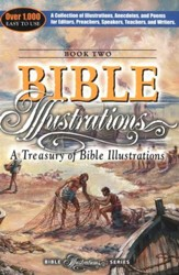A Treasury of Bible Ilustrations