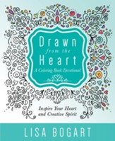 Drawn from the Heart: A Coloring Book Devotional (slightly imperfect)