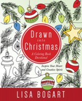 Drawn into Christmas--Coloring Devotional
