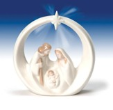 Porcelain Tabletop Nativity