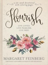 Flourish: A 52-Week Devotional - Slightly Imperfect