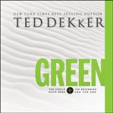 Green: Unabridged Audiobook on CD - Slightly Imperfect