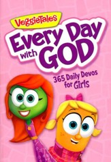 Every Day with God: 365 Daily Devos for Girls
