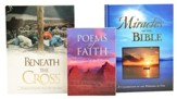 Miracles of the Bible and Beneath the Cross Book Set
