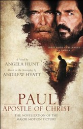 Paul, Apostle of Christ: The Novelization of the Major Motion Picture - eBook