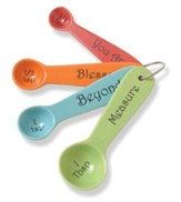 Blessed Beyond Measure, Measuring Spoon Set