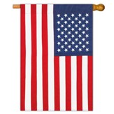American Applique Flag, Large