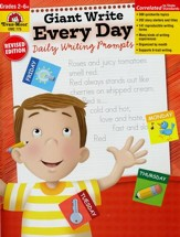 Giant Write Every Day Grades 1-6