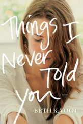 Things I Never Told You - eBook