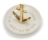 Anchor of Hope Jewelry Dish