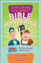Exploring the Great Bible Mysteries: A Devotional Adventure - Slightly Imperfect