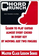 Chord Crunch, DVD Training Course