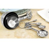 Blessed Beyond Measure, Cups and Spoons Measuring Set