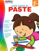 Spectrum Early Years Let's Learn to Paste