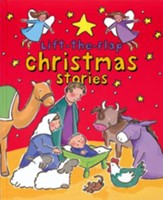 Lift-the-Flap Christmas Stories - Slightly Imperfect