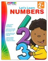Spectrum Early Years Let's Learn Numbers