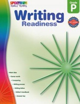 Spectrum Early Years Writing Readiness