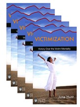 Victimization: Victory Over the Victim Mentality - 5 Pack