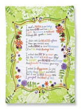 I Said A Prayer For You Today, Kitchen Towel