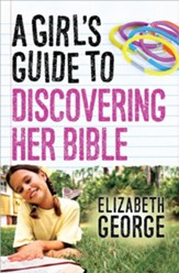 A Girl's Guide to Discovering Her Bible - Slightly Imperfect