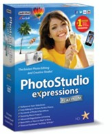 PhotoStudio Expressions Platinum 6 CD-ROM