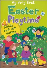 My Very First Easter Playtime: Activity Book with Stickers