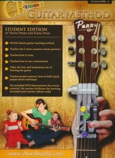 Chordbuddy Guitar Method, Volume 1 Student Book