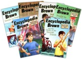 Encyclopedia Brown Starter Set, 6 Volumes