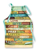 Live Joyfully Apron