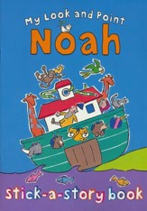 My Look and Point Noah Stick-a-Story - Slightly Imperfect