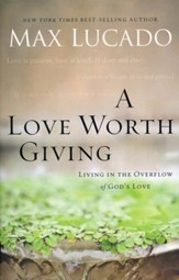 A Love Worth Giving, repackaged - Slightly Imperfect