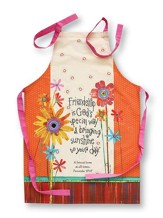 Friendship Apron, Proverbs 17:17